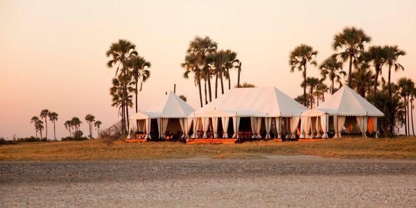 Botswana - Makgadikgadi - San Camp - Overview