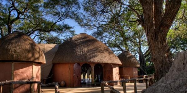 Botswana - Moremi - Okuti Camp - Overview