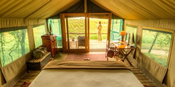 Botswana - Moremi - Xakanaxa Camp - Room