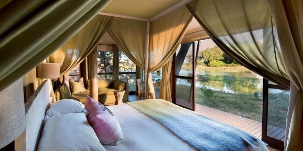 Botswana - Okavango Delta - Xaranna Okavango Delta Camp - Tent