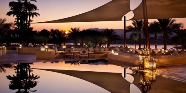 Egypt - Luxor - Hilton Luxor Resort & Spa - Outside