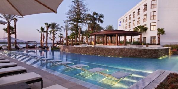 Egypt - Luxor - Hilton Luxor Resort & Spa - Pool
