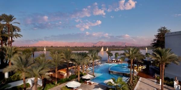Egypt - Luxor - Hilton Luxor Resort & Spa - View
