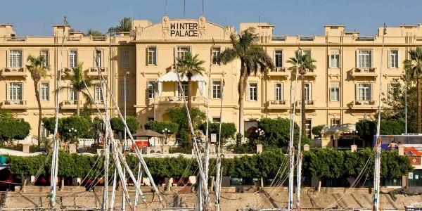 Egypt - Luxor - Sofitel Winter Palace Luxor - Overview