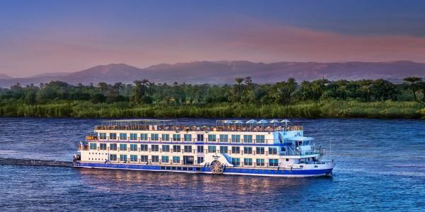 Egypt - Nile Cruises - Oberoi Philae - Overview