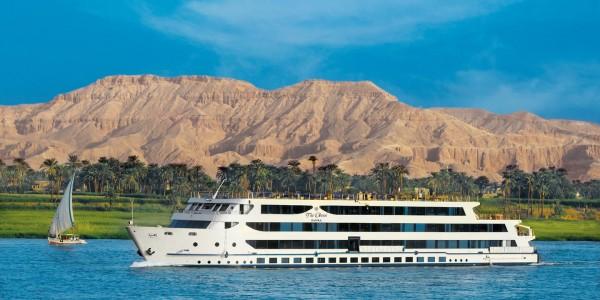 Egypt - Nile Cruises - Oberoi Zahra - Overview