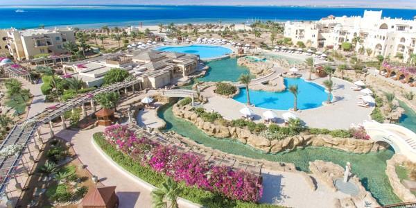 Egypt - Red Sea Coast - Kempinski Hotel Soma Bay - Overview