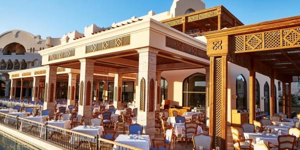 Egypt - Red Sea Coast - Kempinski Hotel Soma Bay - Restaurant