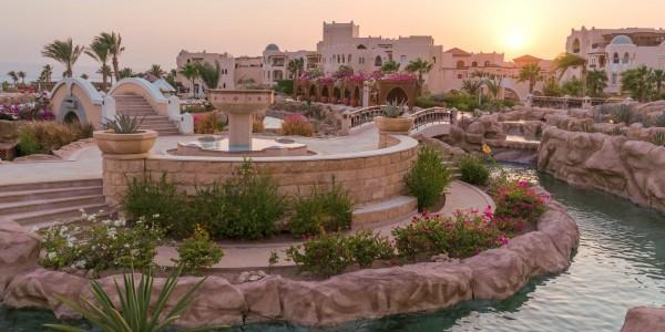 Egypt - Red Sea Coast - Kempinski Hotel Soma Bay - View