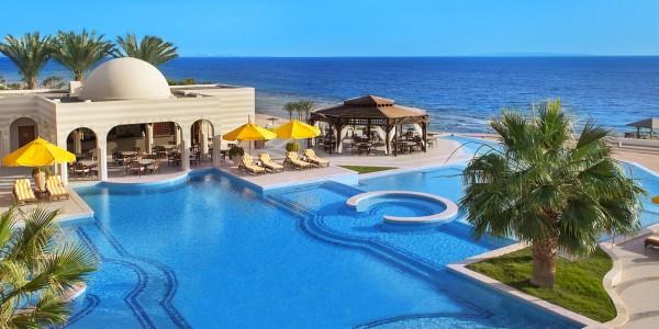 Egypt - Red Sea Coast - Oberoi Sahl Hasheesh - Pool