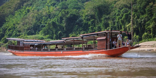 Laos - Mekong River Cruises - Luang Say Cruise - Overview