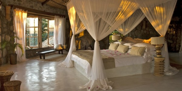 Malawi - Lake Malawi - Kaya Mawa - Mbamba Room