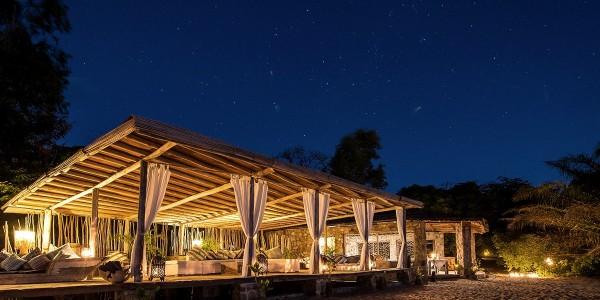 Malawi - Lake Malawi - Kaya Mawa - Restaurant