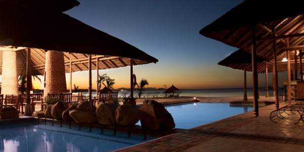 Malawi - Lake Malawi - The Makokola Retreat - Pool