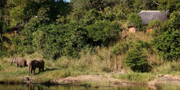 Malawi - Nkhotakota Wildlife Reserve - Tongole Wilderness Lodge - Overview