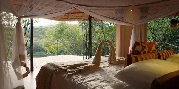 Malawi - Nkhotakota Wildlife Reserve - Tongole Wilderness Lodge - Room