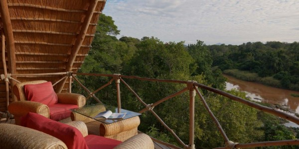 Malawi - Nkhotakota Wildlife Reserve - Tongole Wilderness Lodge - View