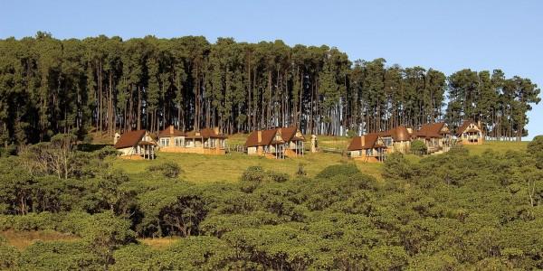Malawi - Nyika Plateau National Park - Chelinda Lodge - Overview