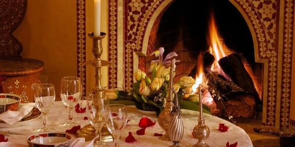 Morocco - Marrakech - Riad Kniza Marrakech - Dining