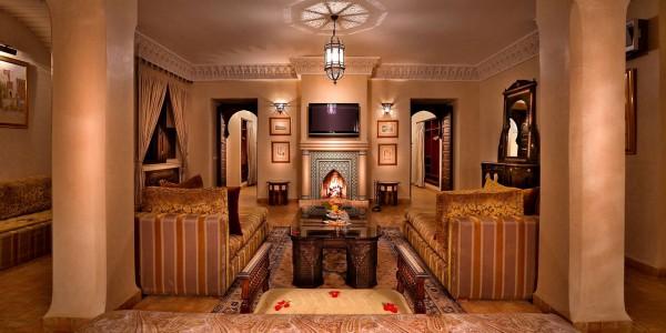 Morocco - Marrakech - Riad Kniza Marrakech - Inside