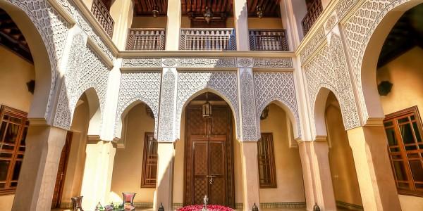 Morocco - Marrakech - Riad Kniza Marrakech - Inside2