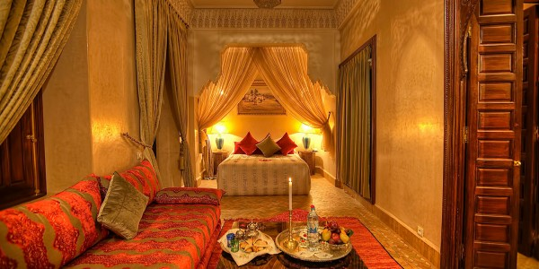 Morocco - Marrakech - Riad Kniza Marrakech - Superior Deluxe Room