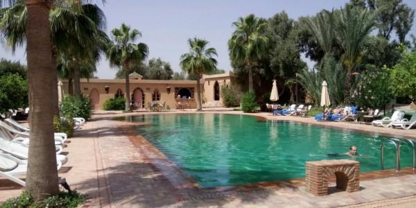 Morocco - Taroudant - Dar Zitoune - Pool