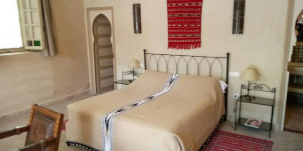 Morocco - Taroudant - Dar Zitoune - Room