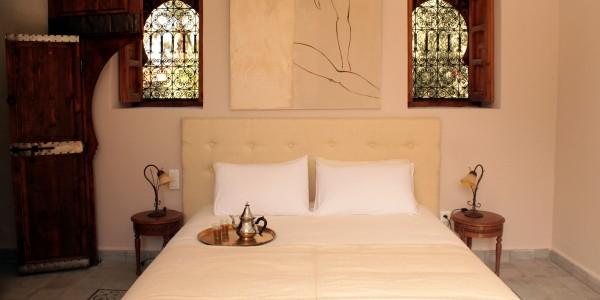Morocco - Zagora & Erfoud - Azalai Desert Lodge - Room