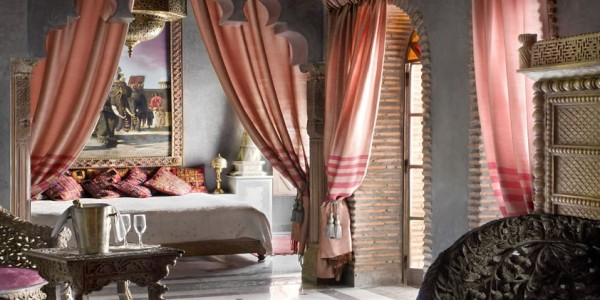 Morroco - Essaouira & Oualidia - La Sultana Marrakech - Deluxe Suite