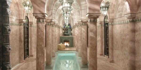 Morroco - Essaouira & Oualidia - La Sultana Marrakech - Inside