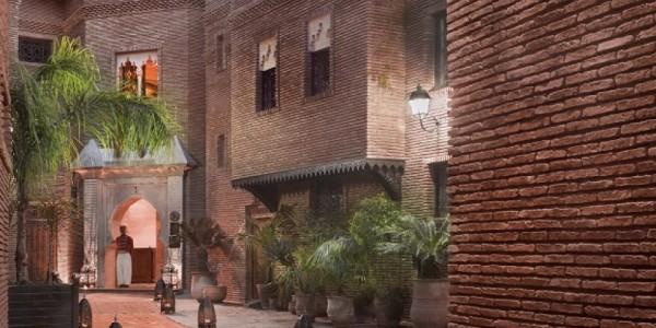 Morroco - Essaouira & Oualidia - La Sultana Marrakech - Overview