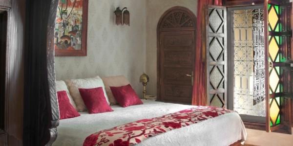 Morroco - Essaouira & Oualidia - La Sultana Marrakech - Prestige Room