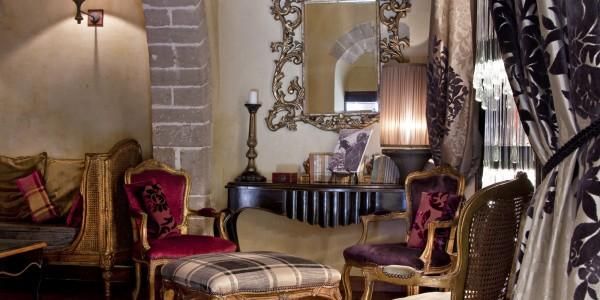 Morroco - Essaouira & Oualidia - Villa De L'o - Salon
