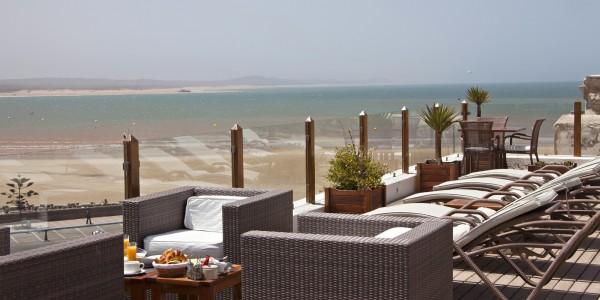 Morroco - Essaouira & Oualidia - Villa De L'o - View