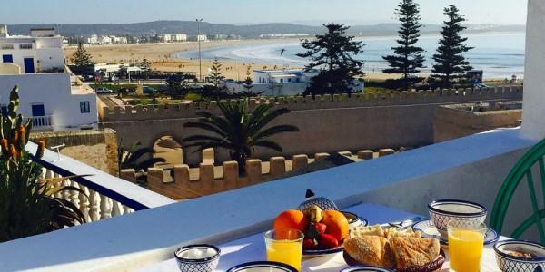 Morroco - Essaouira & Oualidia - Villa Maroc - Dining
