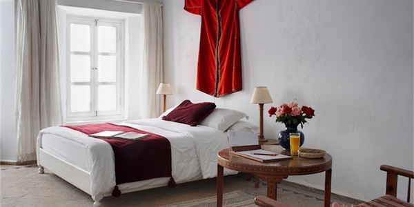 Morroco - Essaouira & Oualidia - Villa Maroc - Room