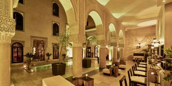 Maroc, Fes, Riad Fes, Guest Palace & Gourmet, Relais et Chateaux