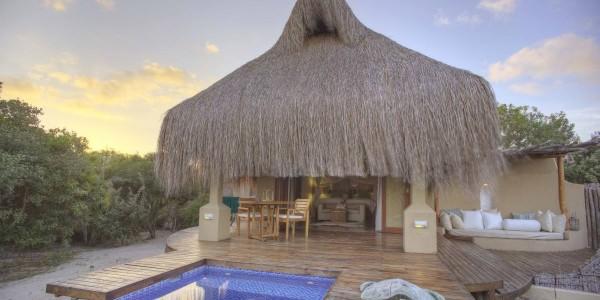 Mozambique - Bazaruto Archipelago - Azura Benguerra - Beach Villa