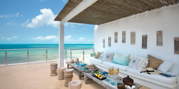 Mozambique - Bazaruto Archipelago - Santorini Mozambique - Lounge