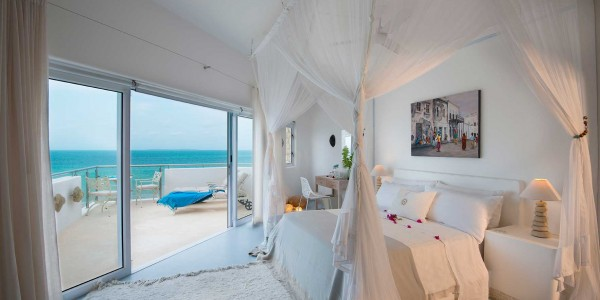 Mozambique - Bazaruto Archipelago - Santorini Mozambique - Magaruque Suite