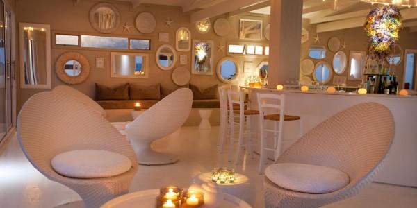 Mozambique - Ponta Mamoli - White Pearl Resort - Bar