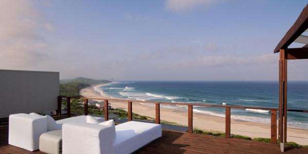 Mozambique - Ponta Mamoli - White Pearl Resort - Deck