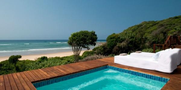 Mozambique - Ponta Mamoli - White Pearl Resort - Pool