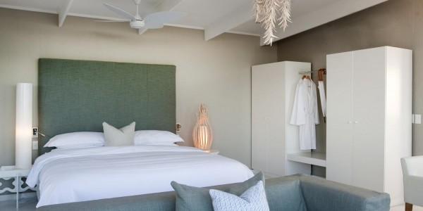 Mozambique - Ponta Mamoli - White Pearl Resort - Suite