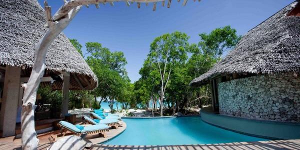 Mozambique - Quirimbas Archipelago - &Beyond Vamizi Island - Pool