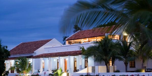 Mozambique - Quirimbas Archipelago - Ibo Island Lodge - Exterior