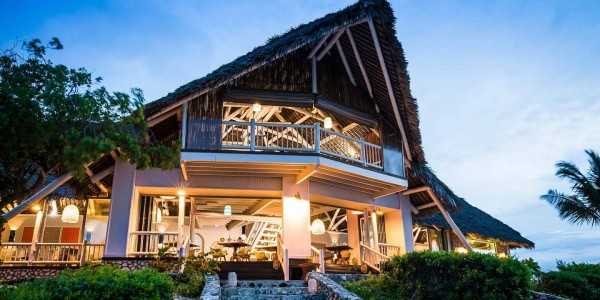 Mozambique - Quirimbas Archipelago - Ibo Island Lodge - Main Lodge