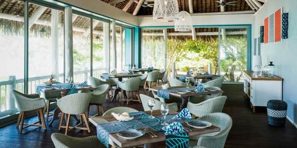 Mozambique - Quirimbas Archipelago - Ibo Island Lodge - Restaurant