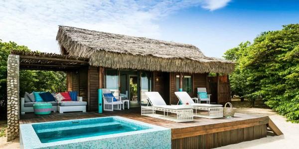 Mozambique - Quirimbas Archipelago - Ibo Island Lodge - Villa Exterior